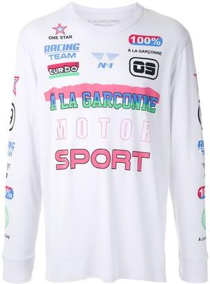 À La Garçonne x Hering Motor Sport T-shirt