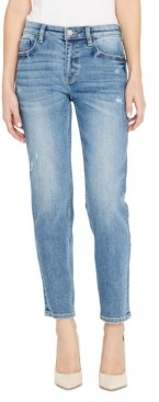 Buffalo David Bitton Ramsey Straight-Leg Jeans