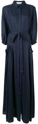 Gabriela Hearst Cervantes shirt dress