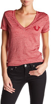 True Religion Buddha Burnout Tee