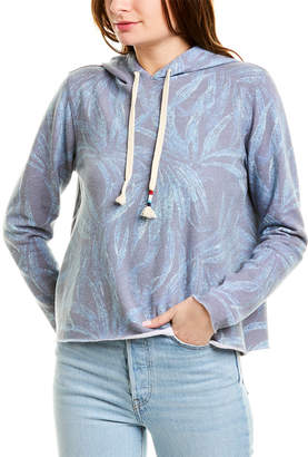 Sol Angeles Palm Cropped Hoodie