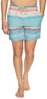 Faherty Classic Printed Boardshorts