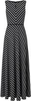 Precis Petite Petite Woven Stripe Maxi Dress