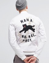 MHI No Rel Panther Stadium Jacket