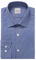 Hardy Amies Shadow Check Dress Shirt