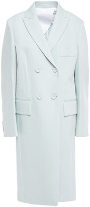 Joseph Bianco Double-breasted Twill Coat