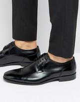 HUGO BOSS HUGO by Square Derby Toe Cap Shoes