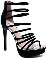 Qupid Strappy Platform Sandal