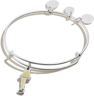 Alex and Ani Color Infusion 'A Christmas Story' Adjustable Wire Bangle