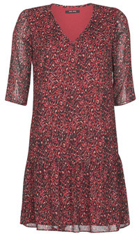 One Step RINDA women's Dress in Bordeaux