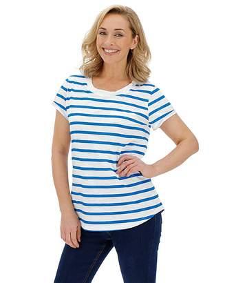 Capsule Block Stripe T-Shirt
