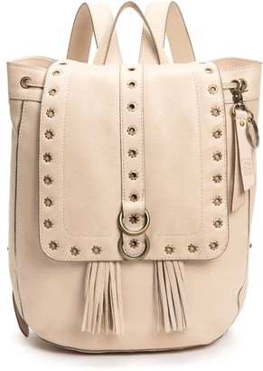 Frye Evie Leather Backpack