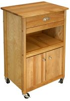 Catskill Craft Open Storage Cuisine Kitchen Cart