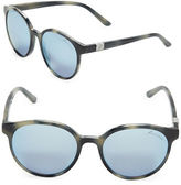 Brian Atwood 52mm Round Sunglasses