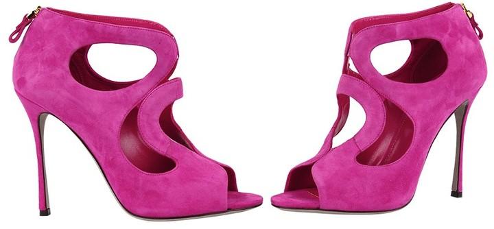 Sergio Rossi Geometric Sandal
