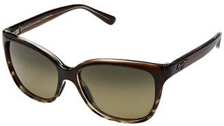 Maui Jim Starfish (Translucent Chocolate/Tortoise/HCL Bronze) Athletic Performance Sport Sunglasses