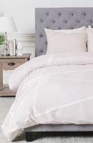 Deny Designs Pastel Lines Duvet Cover & Sham Set