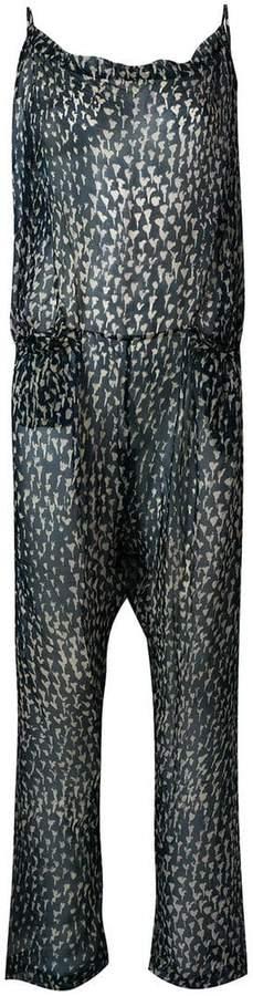 Humanoid Sonne printed jumpsuit