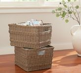 Pottery Barn Modular Banquette Basket