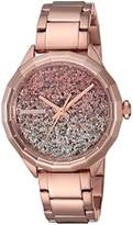 Diesel Women's DZ5539 Kween B Rose Gold Watch