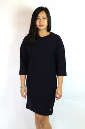 Armor Lux DRESS - 34 | wool | navy - Navy
