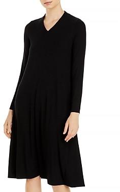 Eileen Fisher V Neck Dress