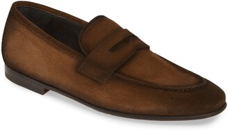 To Boot Enzo Apron Toe Penny Loafer