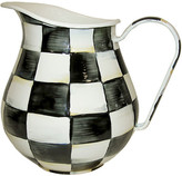 Mackenzie Childs MacKenzie-Childs Courtly Check Pitcher
