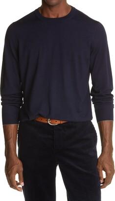 Brunello Cucinelli Crewneck Wool & Cashmere Sweater