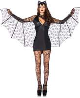 Leg Avenue Women's 3 Piece Moonlight Bat Costume
