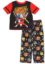 "Komar Kids Power Rangers Little Boys' ""Unleash the Power"" 2-Piece Pajamas"