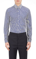Barneys New York Men's Bengal-Striped Cotton Shirt