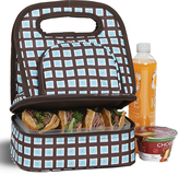 Picnic Plus Blue Oyster Savoy Lunch Tote