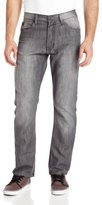Southpole Men's Sand Blast Washed Jean Jean In Regular Straight Fit