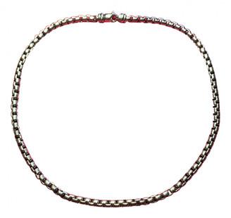 David Yurman Silver Silver Necklaces