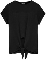 Jack Wills Ludford Bow Front T-Shirt