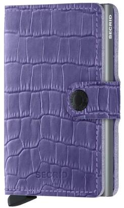 Secrid Cleo Leather Miniwallet