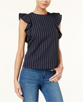 J.o.a. Ruffled Top