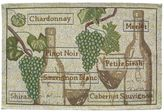 Park B. Smith Fruit of the Vine Tapestry 4-pc. Placemat Set