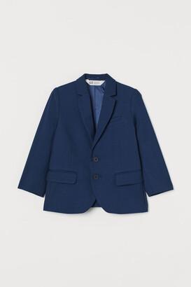 H&M Classic Blazer - Blue