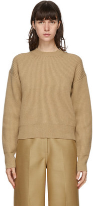 Joseph Tan Cardigan Stitch Crewneck