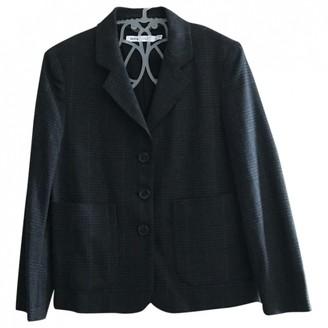 See by Chloe Grey Wool Jacket for Women