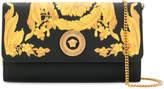 Versace Barocco print crossbody bag