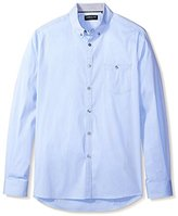 Kenneth Cole New York Men's Long Sleeve Slim Shirt