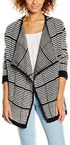 Pepe Jeans Women's Donnas Cardigan, White, 40 (Manufacturer size: )