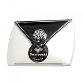 Taylor Madison envelope style mirror - pearl white