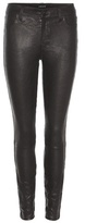 J Brand Super Skinny leather trousers