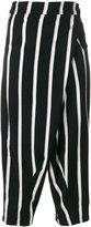 Henrik Vibskov Yuri striped trousers