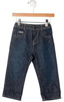 Burberry Boys' Straight-Leg Jeans