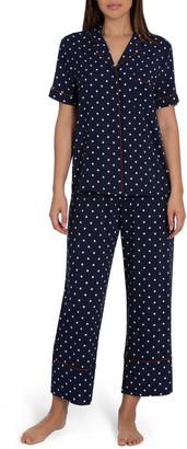 Jonquil Golden Slumbers Crop Pajamas